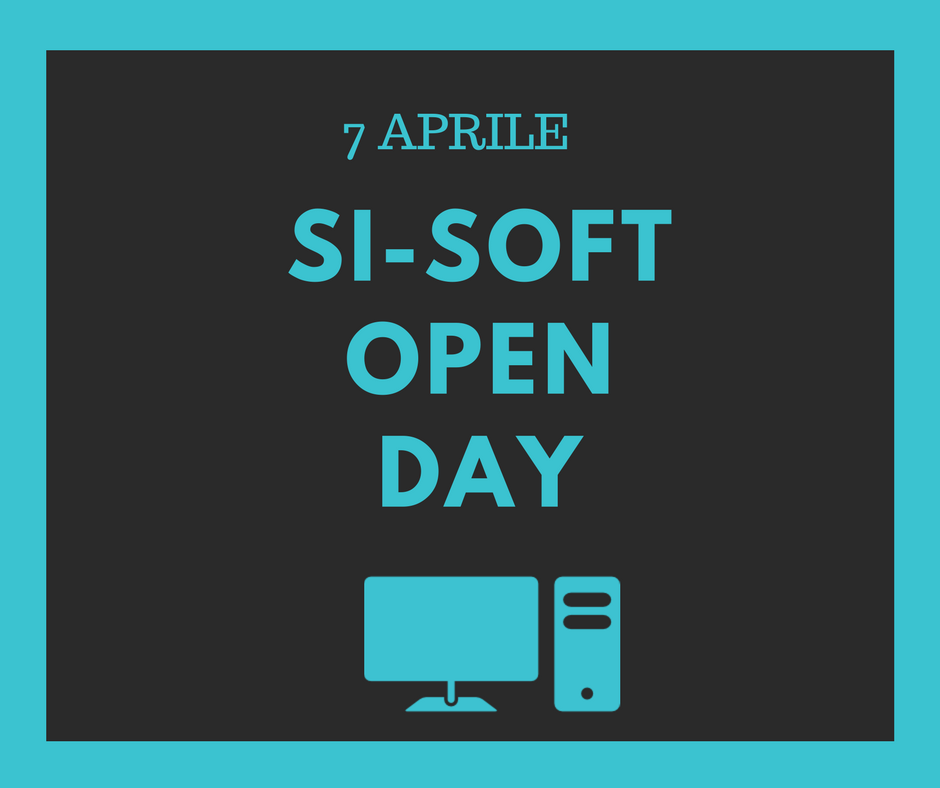 open-day-1 Si-Soft Informatica